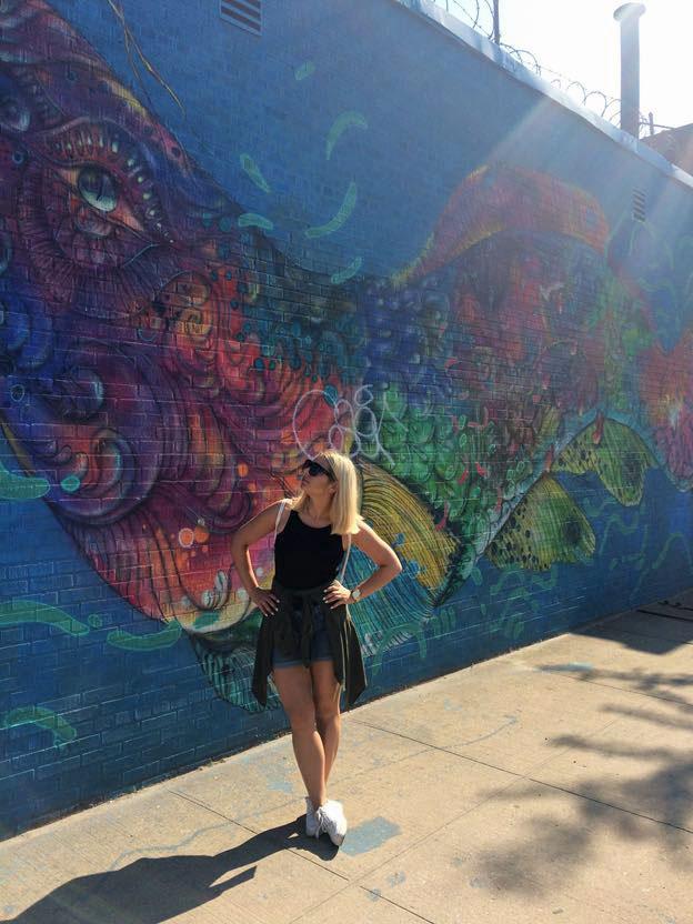 Bushwick Graffiti