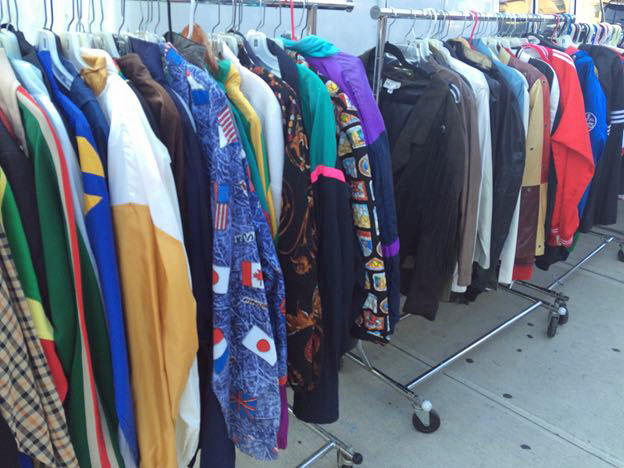 Williamsburg second hand clothes