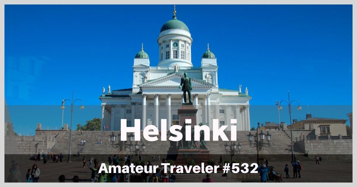 Travel to Helsinki - What to do, see and eat in the capital of Finland