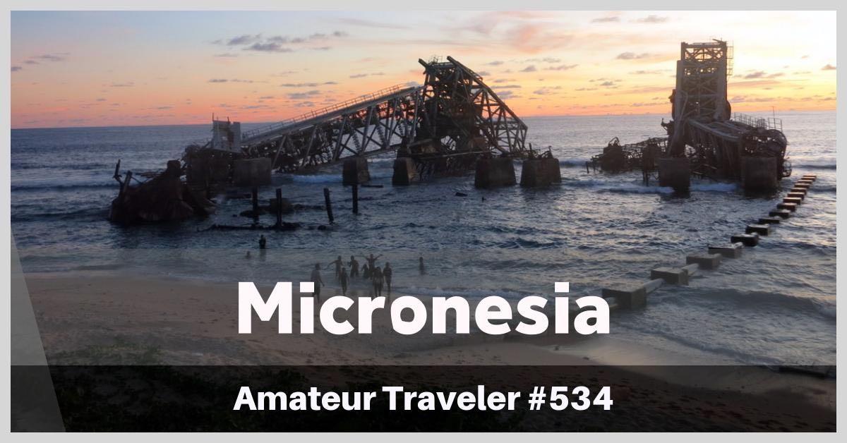 Travel to Micronesia (Kiribati, Tuvalu, Nauru) - What to do in Micronesia and why travel there - Podcast