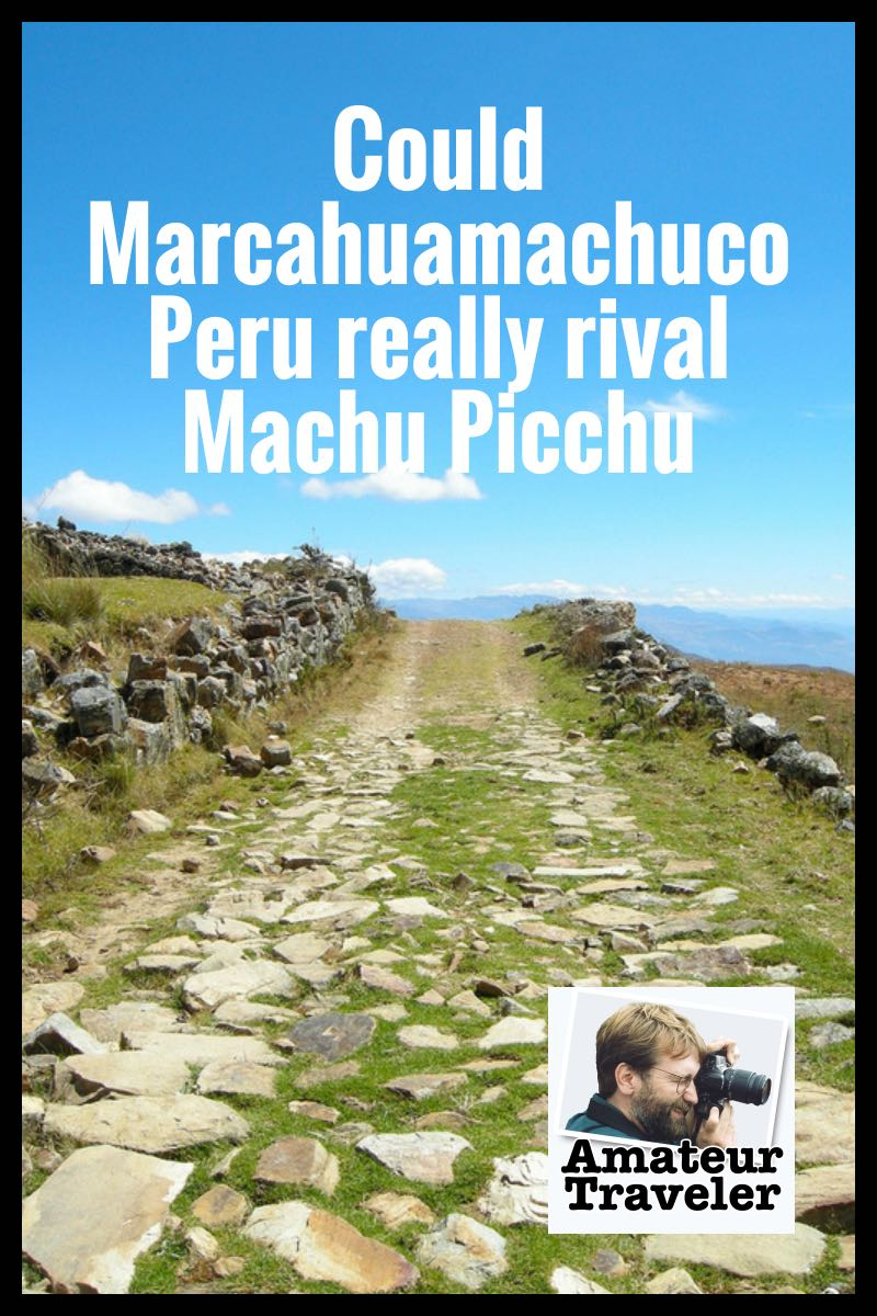 Could marcahuamachuco Peru really rival Machu Picchu #machu-picchu #peru #travel #trip #vacation #what-to-see-in #what-to-do-in