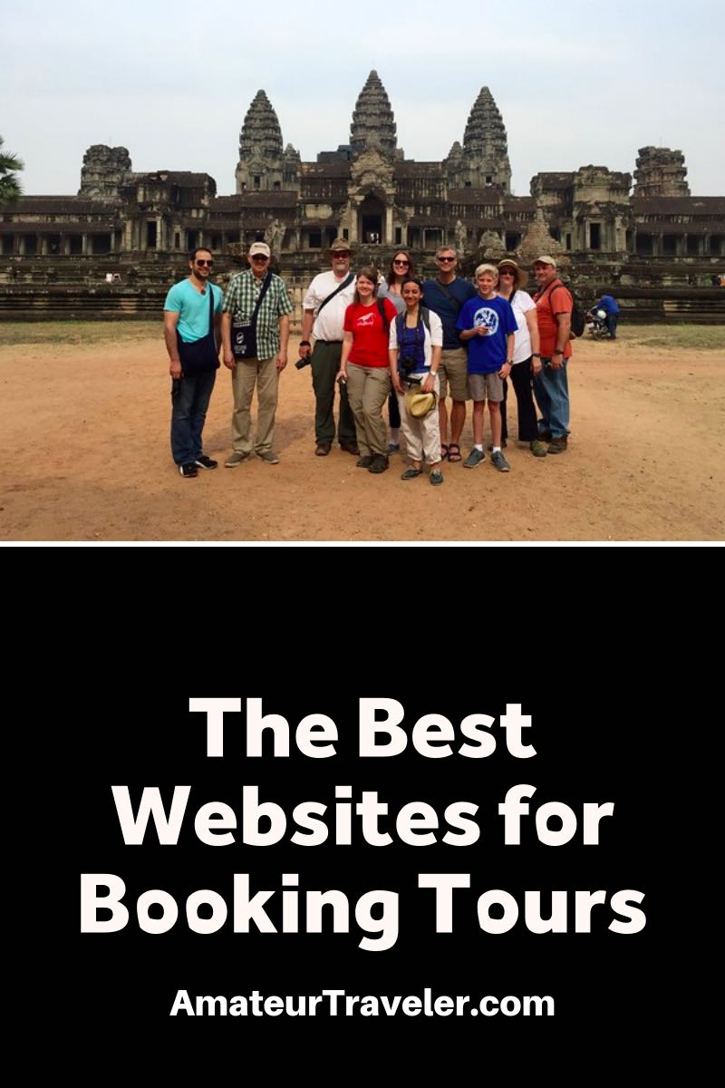The Best Websites for Booking Tours #travel #trip #vacation #planning #tours #budget #walking #website