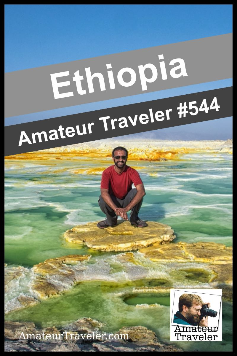Travel to Ethiopia - What to do, see and eat (podcast) #travel #trip #vacation #africa #ethiopia #wildlife #thingstodoin #itinerary #culture #addis-ababa #national parks #podcast #country #trips