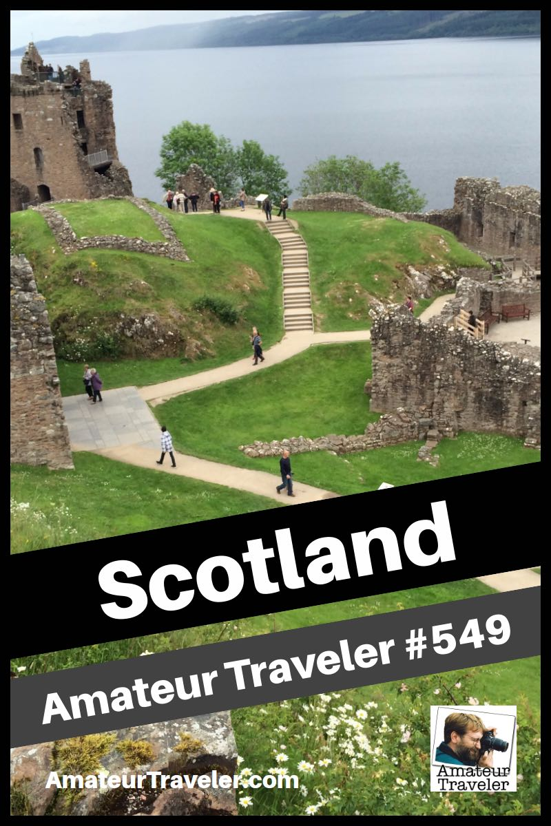 Travel to Scotland (podcast) - What to do, see and eat in Scotland