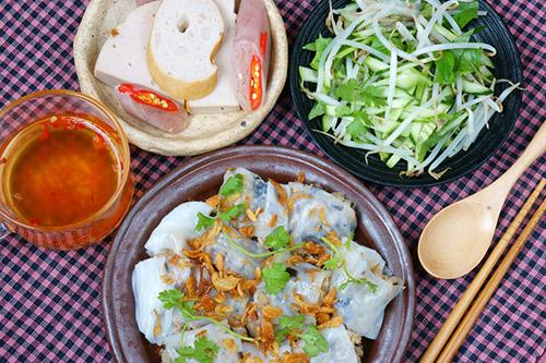 Roll Cake (Bánh Cu?n) - Vietnam