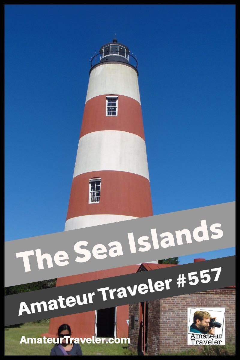 Travel to the Sea Islands of Georgia and South Carolina (Podcast)