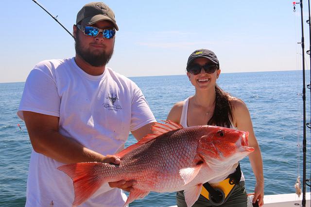 Fishing Gulf Shores