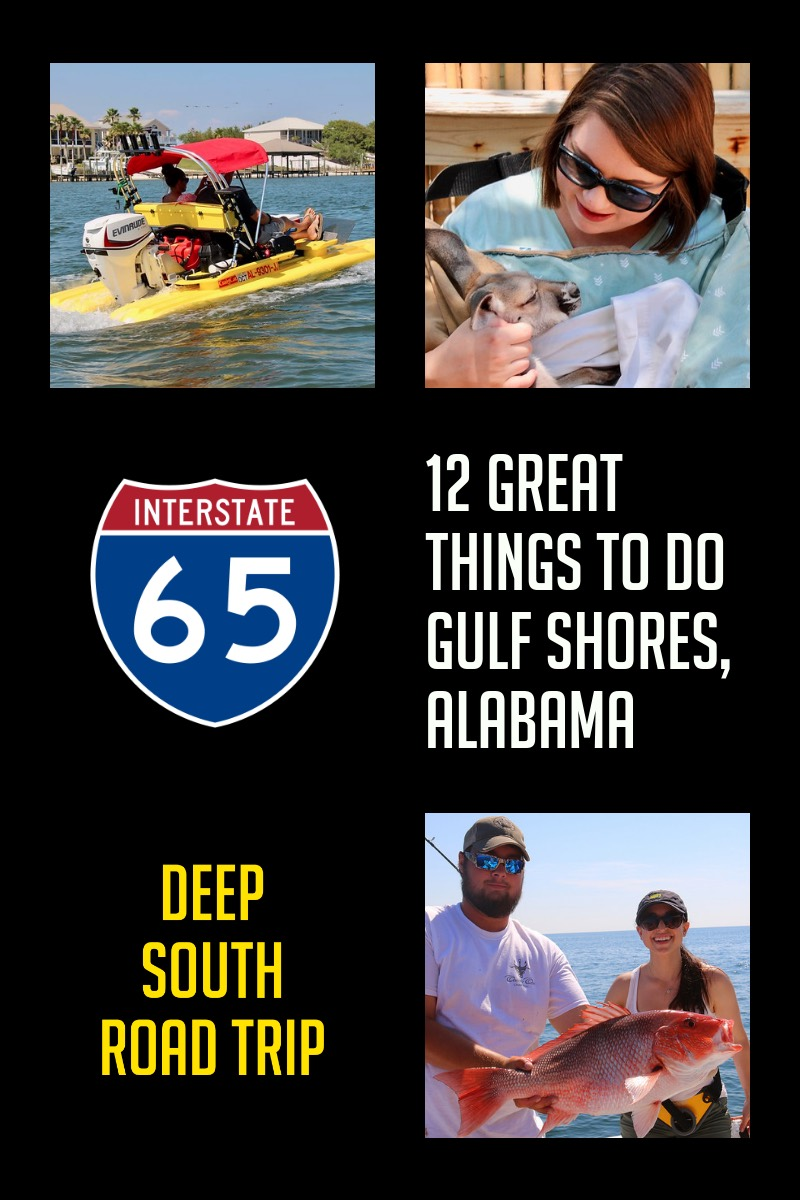 12 Great Things to do in Gulf Shores, Alabama #gulf-shores #alabama #travel #trip #vacation
