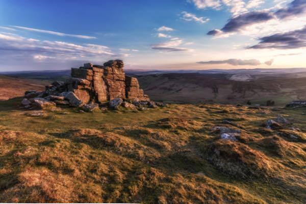 Dartmoor Nation Park (England)