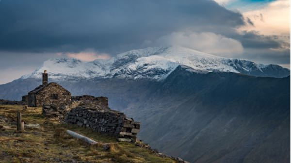 Snowdonia National Park - Wales