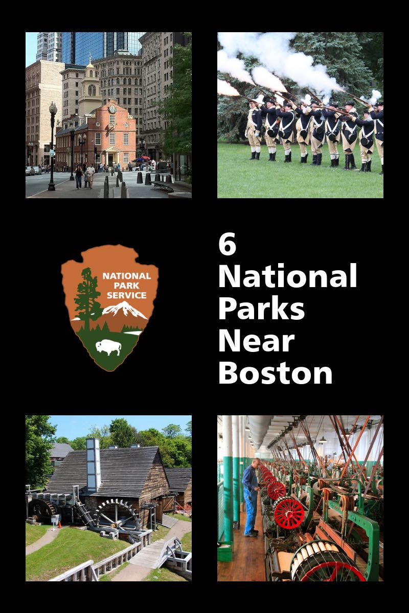 6 National Parks Near Boston Worth Seeing