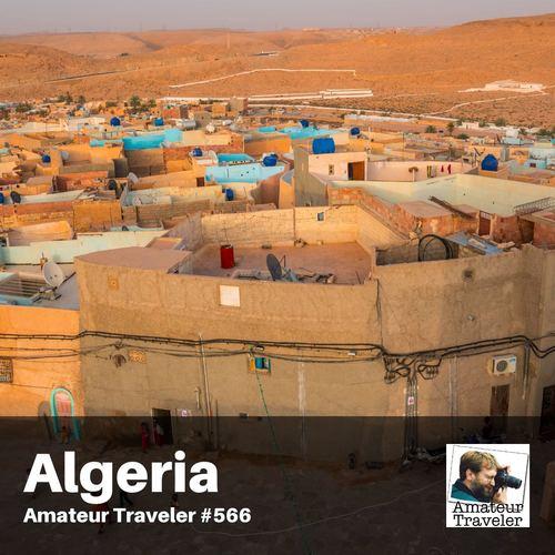 Travel to Algeria – Episode 566