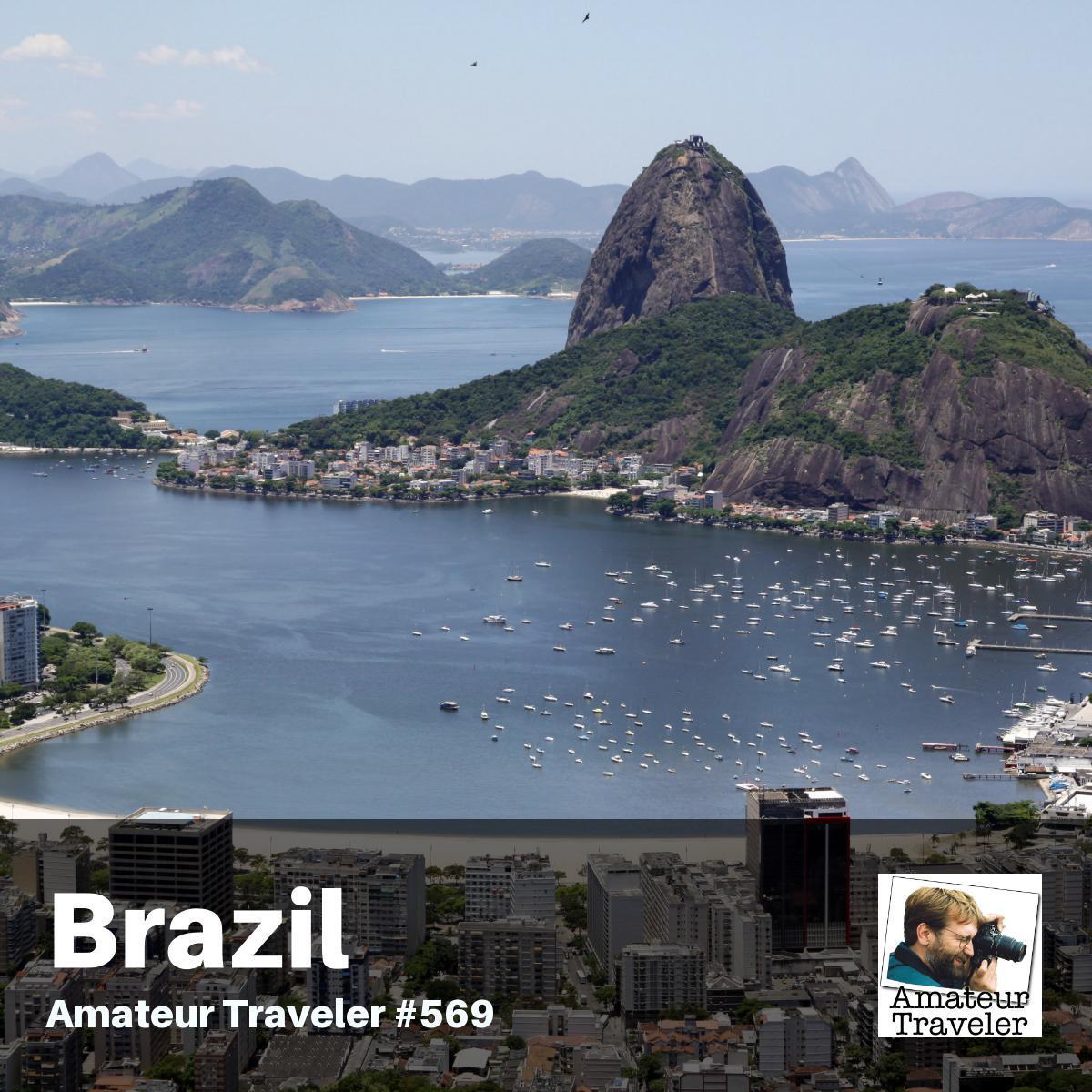 Travel to Brazil – Episode 569