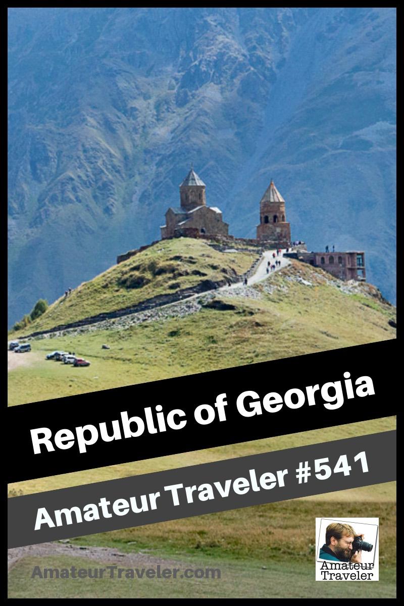 Travel to Republic of Georgia (Podcast)