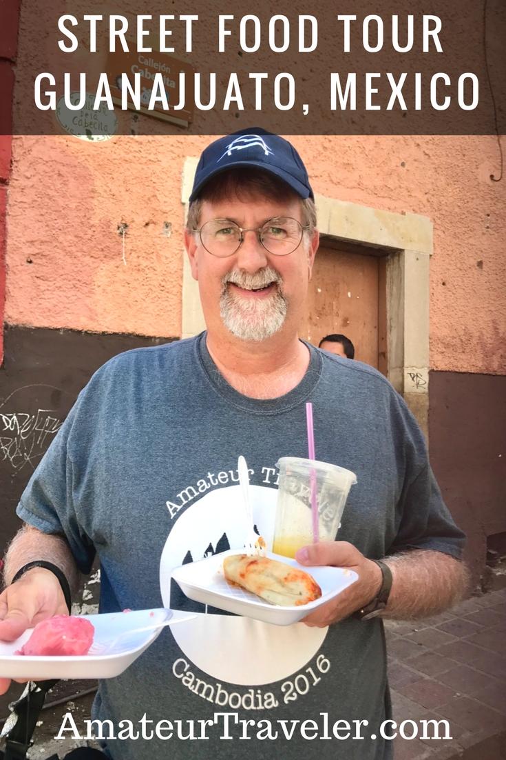 Street Food Tour - Guanajuato, Mexico