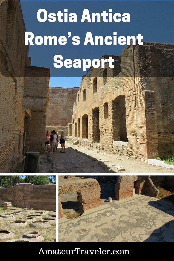 Visiting Ostia Antica, Rome's Ancient Seaport with Context Travel - Italy