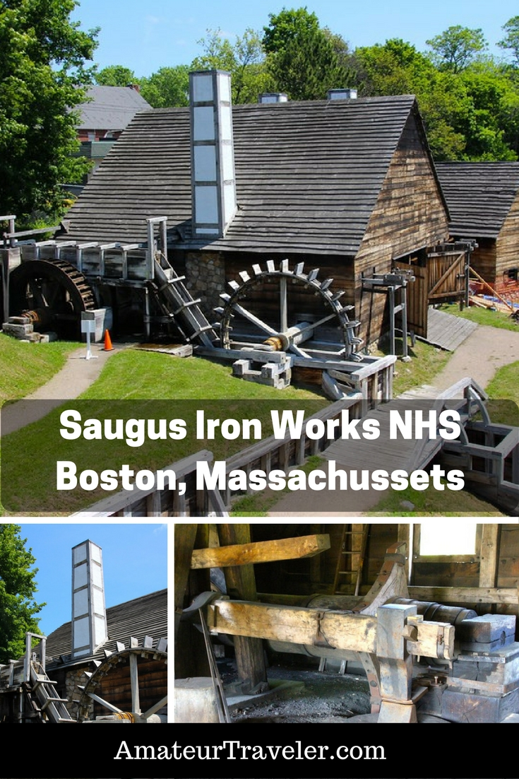 Saugus Iron Works National Historic Site - Lynn, Massachusetts #boston #lynn #Massachusetts #national-park #travel #trip #vacation #what-to-do-in #history