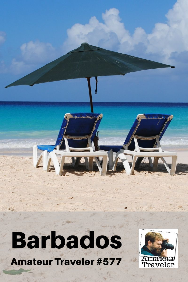 What to do in Barbados (Podcast)