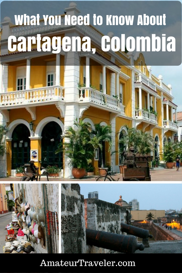 What You Need to Know About Cartagena, Colombia #colombia #cartagena #what-to-do-in #travel #trip #vacation