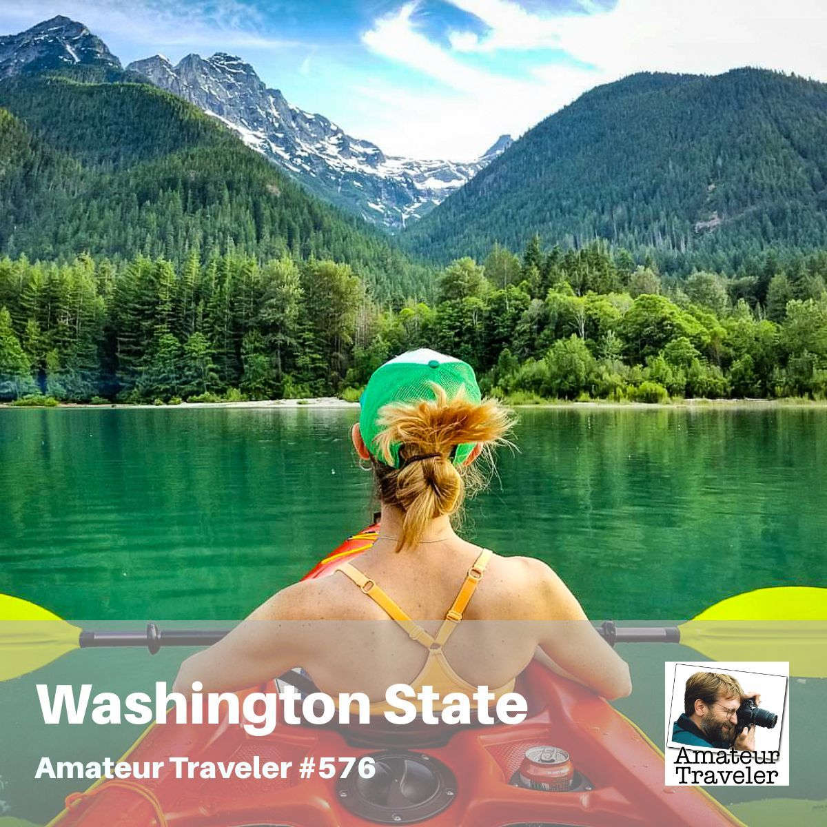 Travel to Washington State – Episode 576