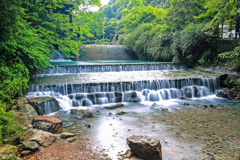 Hangzhou, West Lake, Jiuxi Landscape