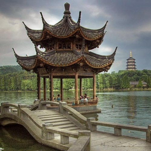 Hangzhou West Lake and Its Legends – China