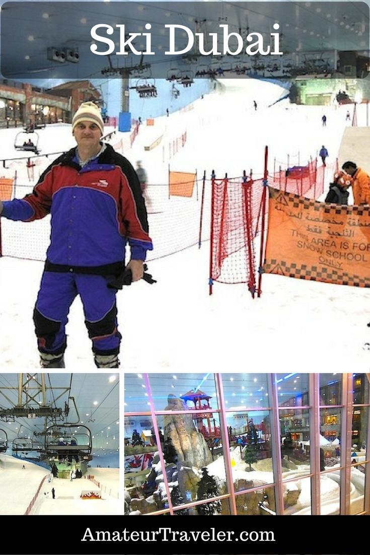 Ski Dubai: Hitting the Slopes in the Desert