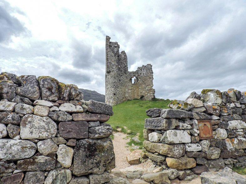 Ardvreck Castle - Scottish Highlands