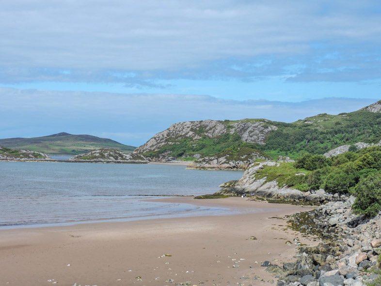 Gruinard Bay - Scottish Highlands
