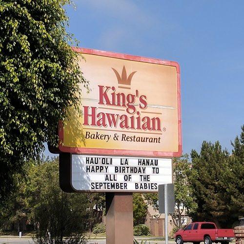 King's Hawaiian Bread and Bakery – Los Angeles