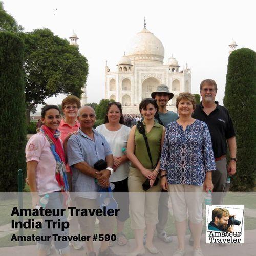Travel to India – Episode 590