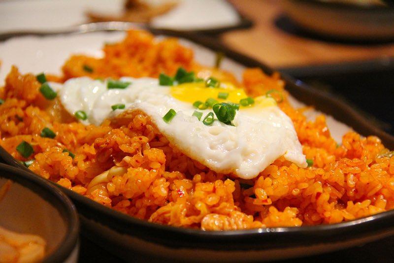 Kimchi Jjigae & Kimchi Bokkeum Bap (?? ?? & ?? ???)