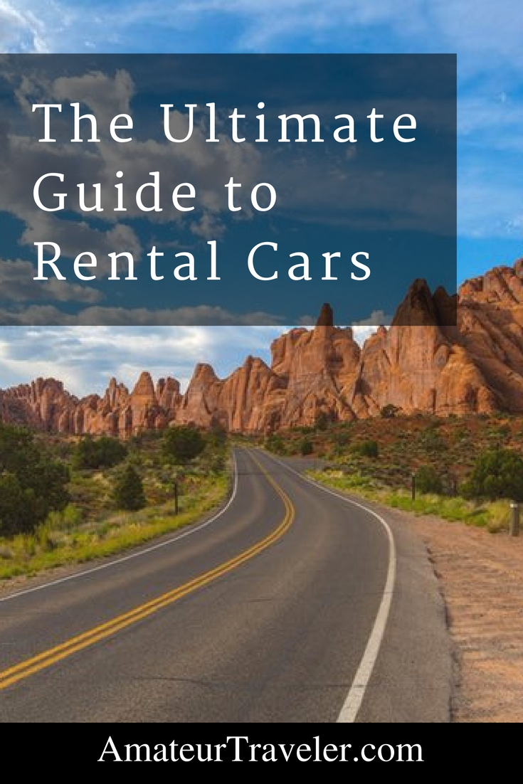 The Ultimate Guide to Rental Cars