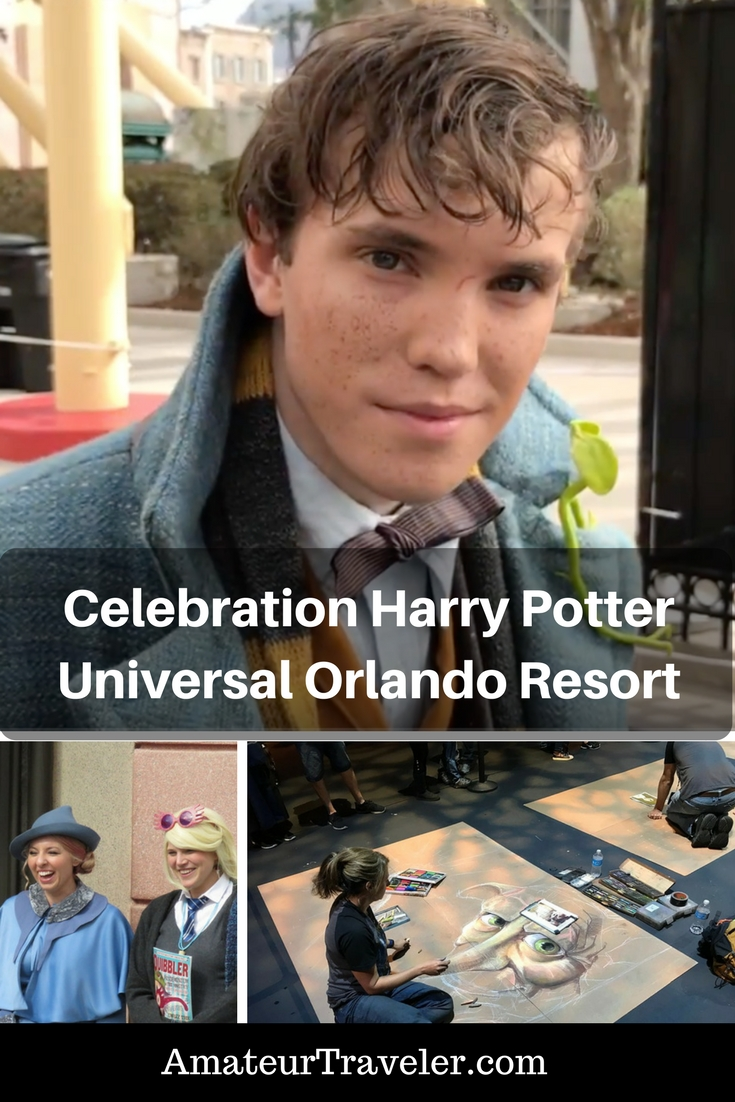 Celebration Harry Potter Review - Universal Orlando Resort (Video #94)