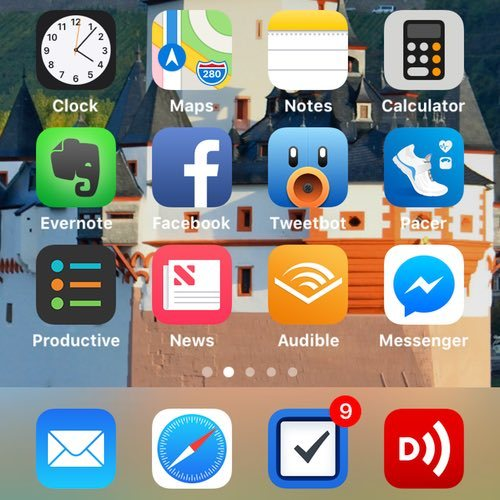 Best iOS Apps Ever – What I have on my iPhone and iPad