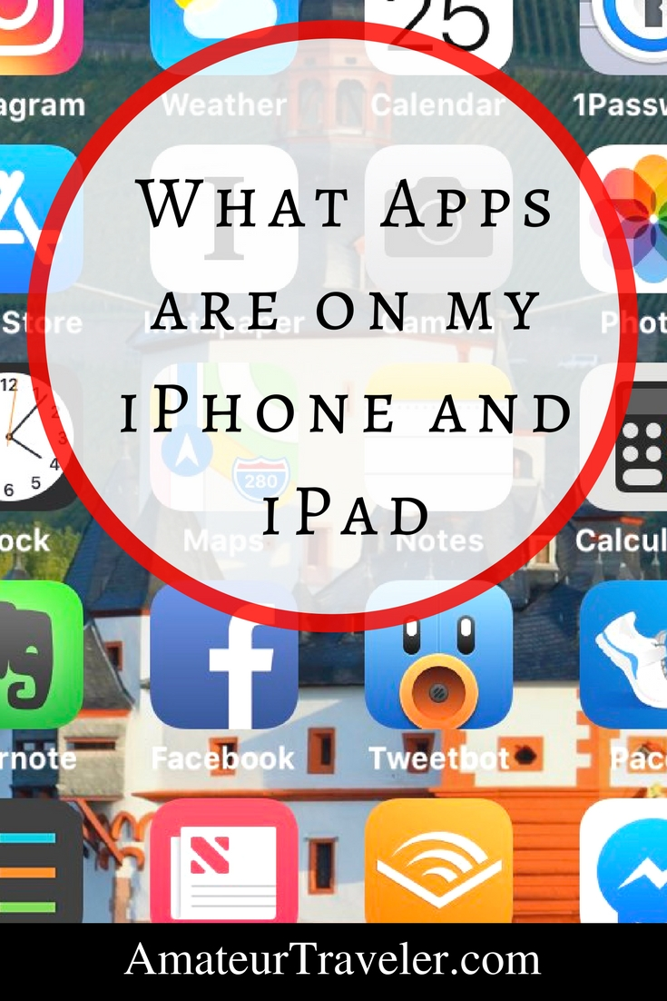 Best iOS Apps Ever - What I have on my iPhone and iPad