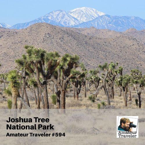 Travel to Joshua Tree National Park – Episode 594