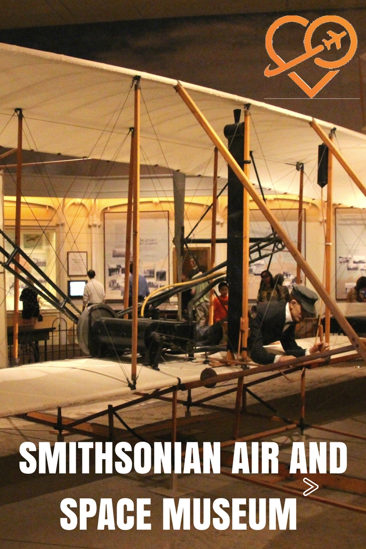 Smithsonian Air and Space Museum with City Wonders - Washington D.C. #travel #trip #vacation #washington-dc #things-to-do-in #museum #smithsonian #travel #trip #vacation #with-kids #guide #free #usa #what-to-do