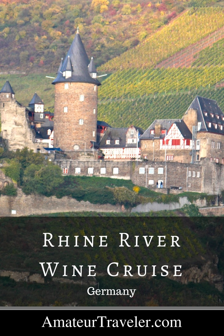 Rhine River Wine Cruise on AMAWaterways in Germany