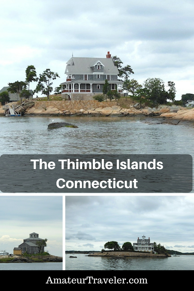 The Thimble Islands: A Small Gem of an Archipelago in Connecticut