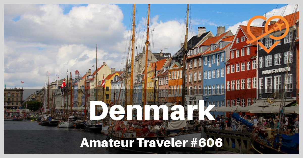 Travel to Denmark - A One Week Itinerary in Denmark (Podcast)