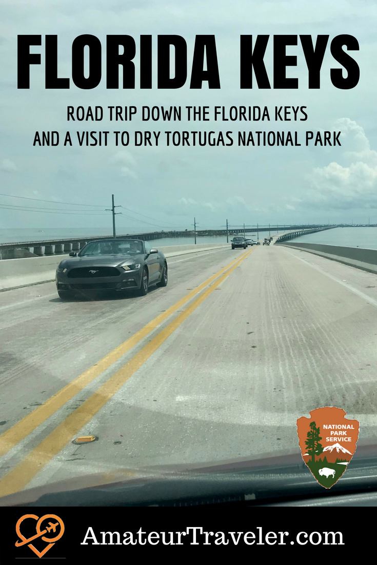 Road Trip down the Florida Keys and Dry Tortugas National Park (Videos #96 & #97) #florida #florida-keys #key-west #national-park #road-trip #dry-tortugas #diving #african-queen