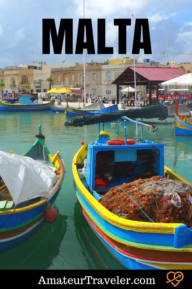 What to do in Malta #travel #malta