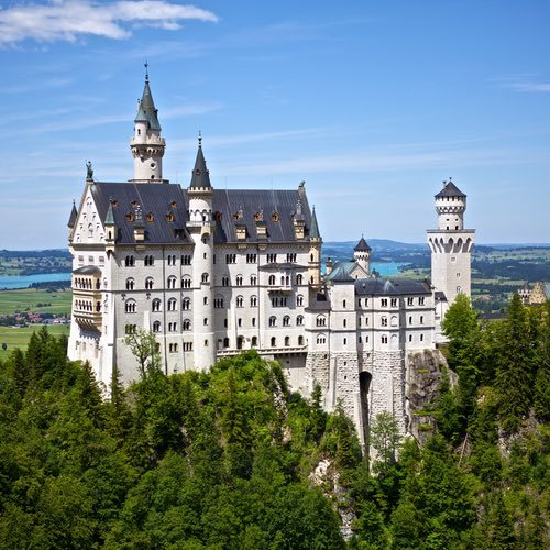 Road Trip through Bavaria in Southern Germany