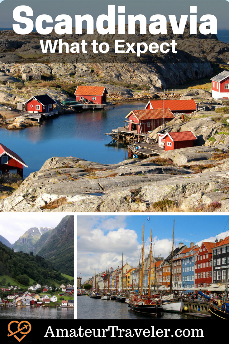 Scandinavia Travel for First-Timers: What to Expect #travel #denmark #sweden #norway