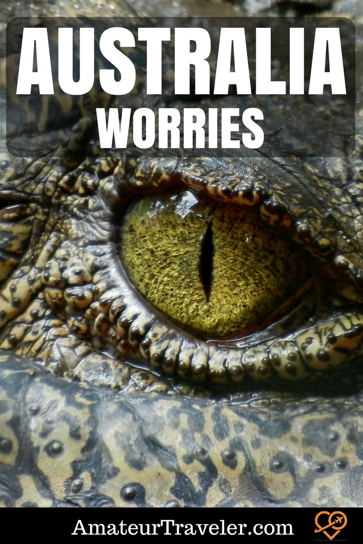 Australia Travel Worries and Fears #Australia #travel #trip #vacation #tips #guide