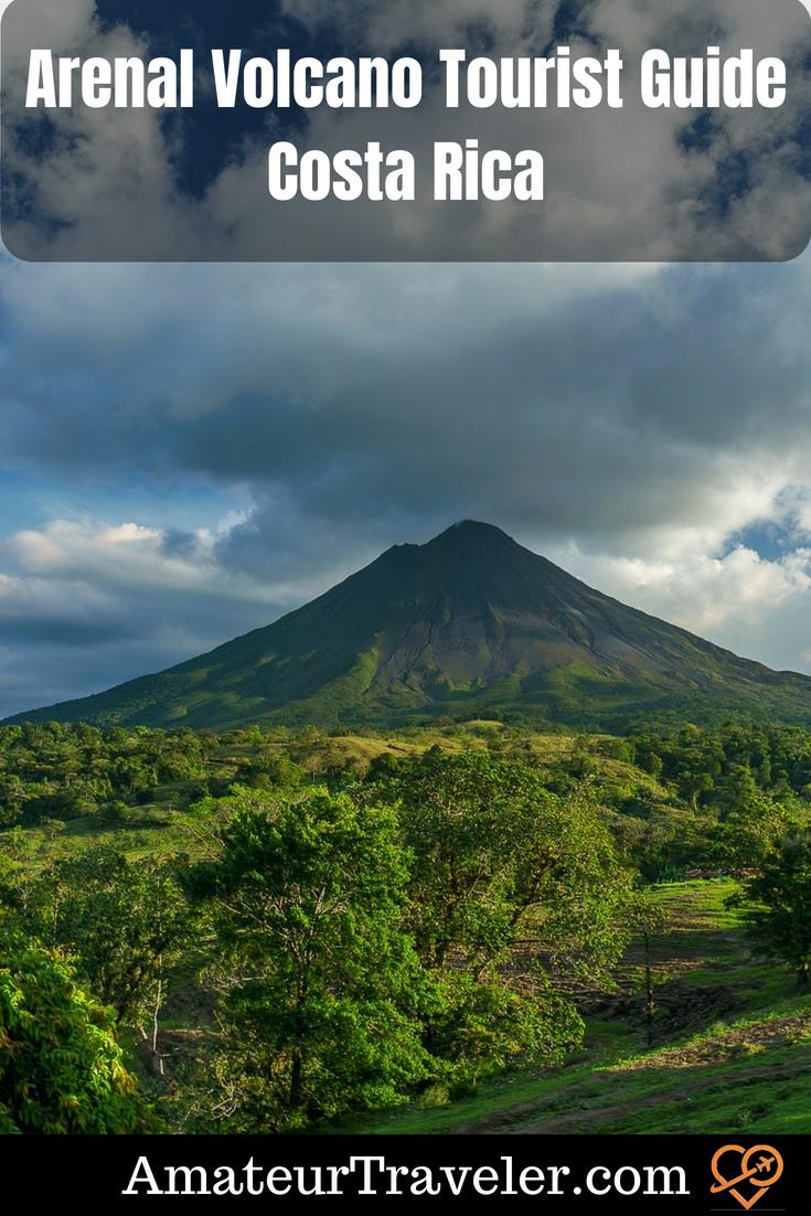 Arenal Volcano Tourist Guide – Costa Rica #volcano #costarica #travel