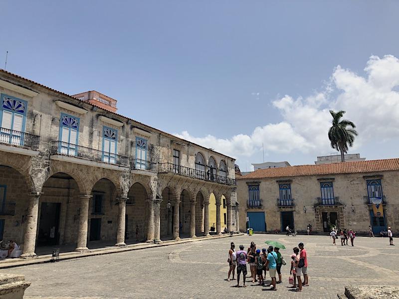 Plaza de la Catedral de la Virgen María de la Concepción Inmaculada