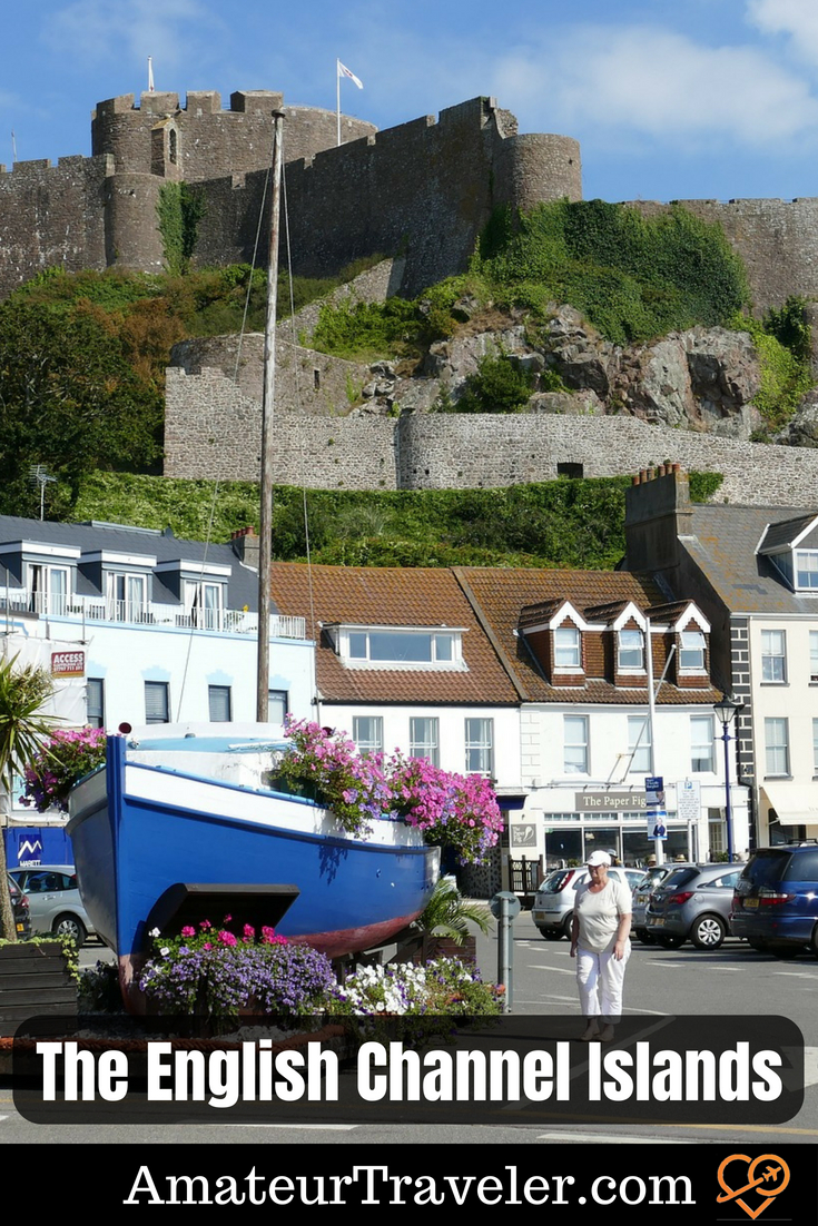 French and British Culture in The English Channel Islands #england #uk #travel #channel-islands