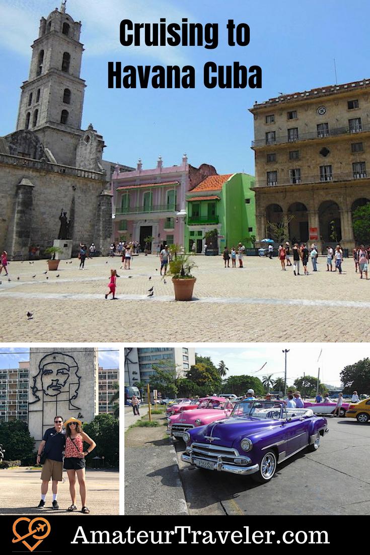 Cruise to Havana Cuba on the Norwegian Sun - review #travel #cuba #havana #cruising #cruise